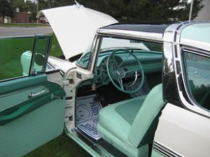 1956 Ford Crown Victoria Glass Top 7