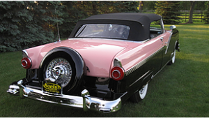 1956 Ford Sunliner 4