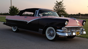 1956 Ford Sunliner 5