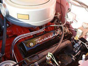 1956 Ford Sunliner 7