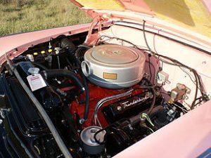 1956 Ford Sunliner 8