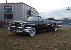 1958 Buick Series 700 Limited Convertible 1