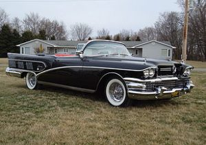 1958 Buick Series 700 Limited Convertible 2