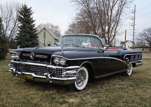1958 Buick Series 700 Limited Convertible 3