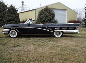 1958 Buick Series 700 Limited Convertible 5