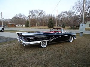 1958 Buick Series 700 Limited Convertible 6