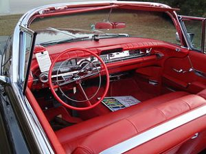 1958 Buick Series 700 Limited Convertible 8